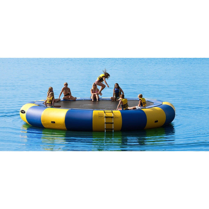 Bouncer - Rave Aqua Jump 25' Classic Commercial Water Trampoline SKU 02562