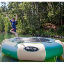 Load image into Gallery viewer, Bouncer - Rave Sports Aqua Jump Eclipse 120 Northwood's Water Trampoline  00121