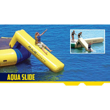 Load image into Gallery viewer, Bouncer - RAVE Sports Aqua Slide