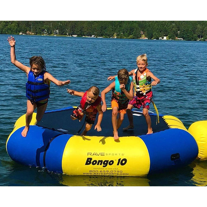 Bouncer - RAVE Sports Bongo Bouncers Springless Water Bouncers