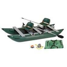 Load image into Gallery viewer, Inflatable Fishing Boat - Sea Eagle 375fc Foldcat Inflatable Fishing Boat