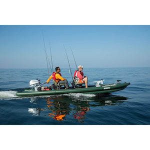 Inflatable Fishing Boat - Sea Eagle FishSkiff™ 16 Inflatable Fishing Boat