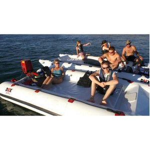Inflatable Fishing Boat - Universal Dive UD-550 Inflatable Raft