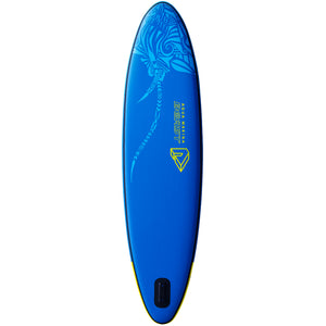 "Inflatable Paddle Board - Aqua Marina 2019 Beast 10'6"" ADVANCED All-Around Inflatable Paddle Board ISUP BT–19BEP"