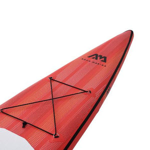 "Inflatable Paddle Board - Aqua Marina 2019 Race 12'6"" Inflatable Stand Up Paddle Board ISUP BT-19RA01"