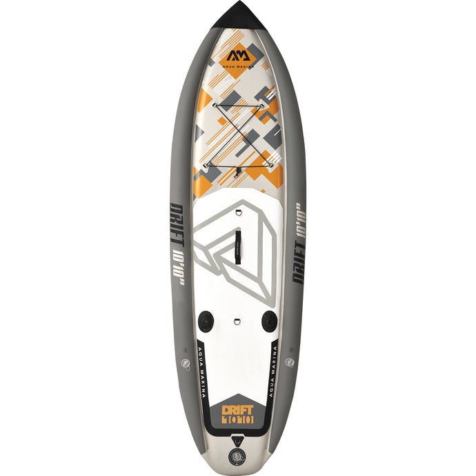 Inflatable Paddle Board - Aqua Marina 2020 Drift Fishing 10'6