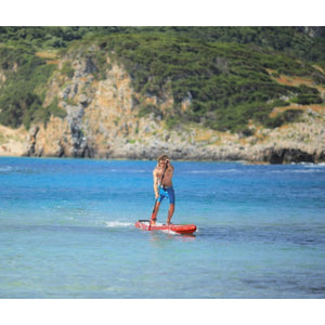 "Inflatable Paddle Board - Aqua Marina 2020 Race 12'6"" Inflatable Stand Up Paddle Board ISUP BT-20RA01"