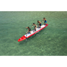 "Load image into Gallery viewer, Inflatable Paddle Board - Aqua Marina 2021 Airship Race 22'0"" Inflatable Paddle Board ISUP BT-20AS"