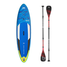 "Load image into Gallery viewer, Inflatable Paddle Board - Aqua Marina 2021 Beast 10'6"" Inflatable Paddle Board ISUP BT-21BEP SHIPS IN FEBRUARY"