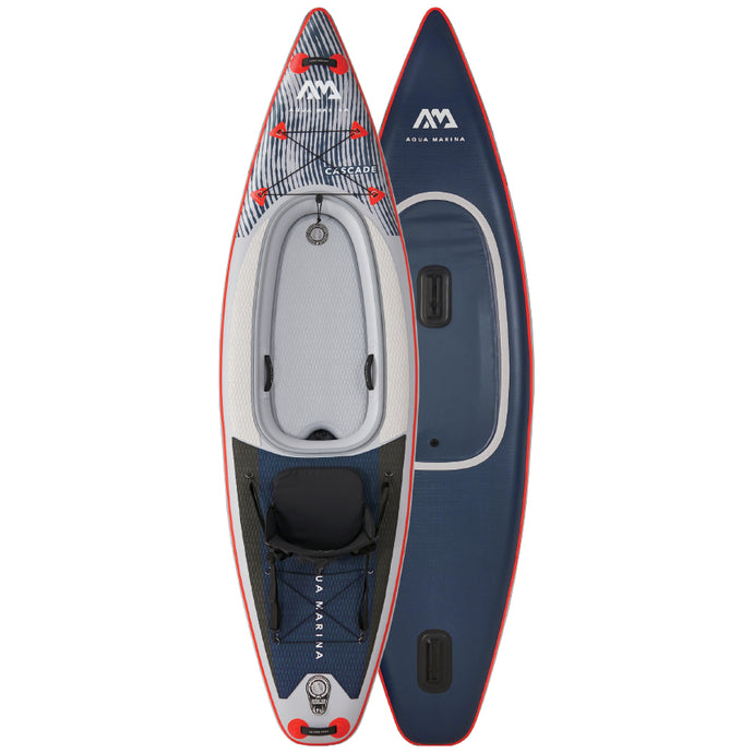 Inflatable Paddle Board - Aqua Marina 2021 Cascade 11'2