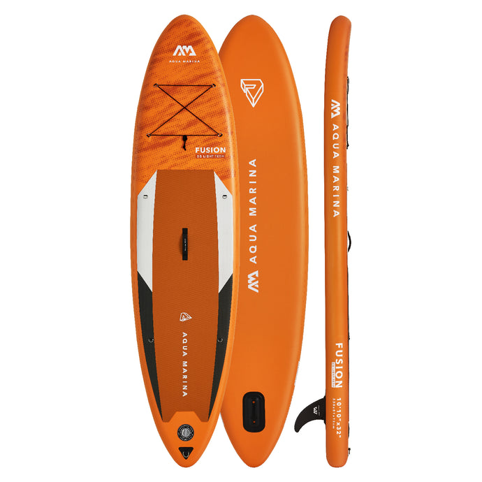 Inflatable Paddle Board - Aqua Marina 2021 Fusion 10'10