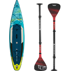 "Inflatable Paddle Board - Aqua Marina 2021 Hyper 11'6"" Inflatable Paddle Board ISUP BT-21HY01"