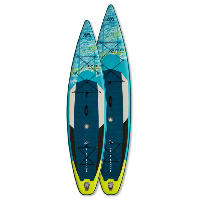 Inflatable Paddle Board - Aqua Marina 2021 Hyper 12'6