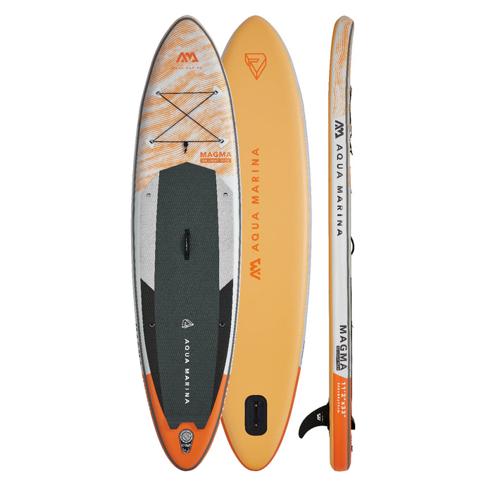Inflatable Paddle Board - Aqua Marina 2021 Magma 11'2