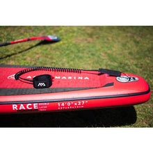 "Load image into Gallery viewer, Inflatable Paddle Board - Aqua Marina 2021 Race 14'0"" Inflatable Paddle Board ISUP BT-21RA02"