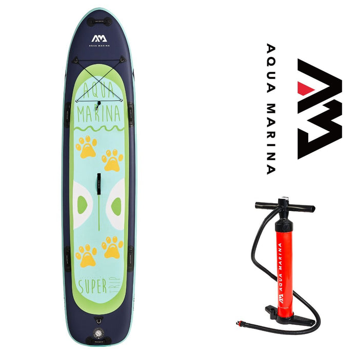 Inflatable Paddle Board - Aqua Marina 2021 Super Trip 12'2