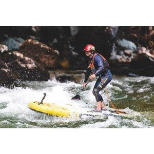 Inflatable Paddle Board - Aqua Marina Rapid River SUP BT-20RP - Ships The End Of OCT