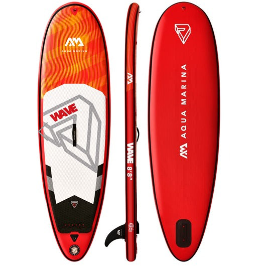 Inflatable Paddle Board - Aqua Marina Wave ISUP BT-20WA