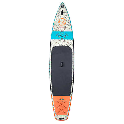 Inflatable Paddle Board - HO Sports 2021 Marlin 12'6