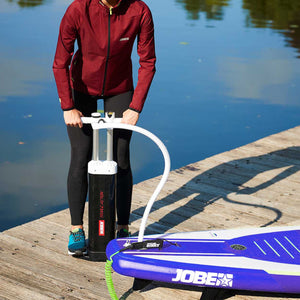 Inflatable Paddle Board - Jobe Desna Aero 10.0 Inflatable Stand Up Paddle Board Package Purple 568383