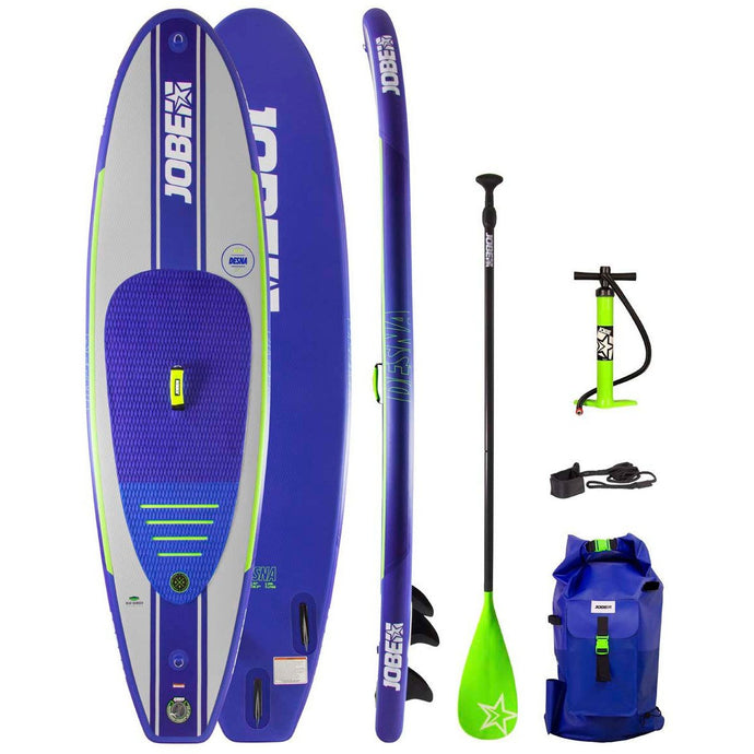 Inflatable Paddle Board - Jobe Desna Aero 10.0 Package 10' Inflatable Paddle Board - Purple  568383