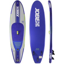 Load image into Gallery viewer, Inflatable Paddle Board - Jobe Desna Aero 10.0 Package 10' Inflatable Paddle Board - Purple  568383