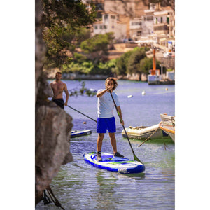 Inflatable Paddle Board - Jobe Duna Aero 11.6 Inflatable Stand Up Paddle Board Package Purple 103156