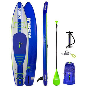 Inflatable Paddle Board - Jobe Duna Aero 11.6 PACKAGE Inflatable Stand Up Paddle Board ISUP 103156