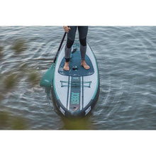 Load image into Gallery viewer, Inflatable Paddle Board - Jobe Neva Aero 12.6 Inflatable Stand Up Paddle Board Package Teal 103157