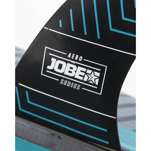 Inflatable Paddle Board - Jobe Neva Aero 12.6 Inflatable Stand Up Paddle Board Package Teal 103157