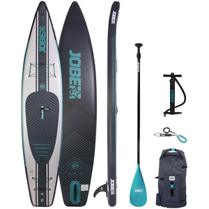 Inflatable Paddle Board - Jobe Neva Aero 12.6 Package Inflatable Paddle Board Teal  103157