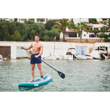 Load image into Gallery viewer, Inflatable Paddle Board - Jobe Yarra Aero 10.6 Inflatable Stand Up Paddle Board Package Blue 568377