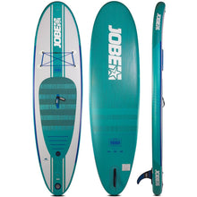 Load image into Gallery viewer, Inflatable Paddle Board - Jobe Yarra SUP 10.6 Package Inflatable Paddle Board Blue  568377
