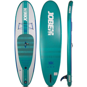 Inflatable Paddle Board - Jobe Yarra SUP 10.6 Package Inflatable Paddle Board Blue  568377