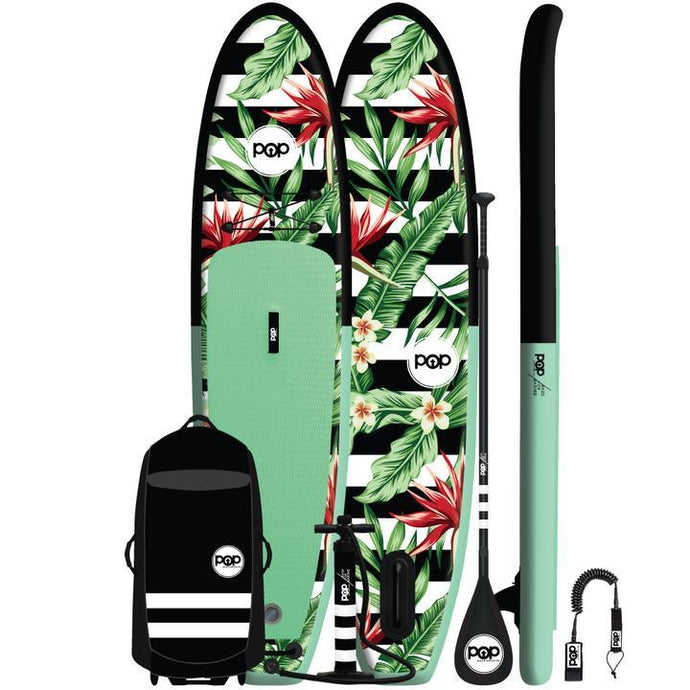 Inflatable Paddle Board - POP Board Co 10'6