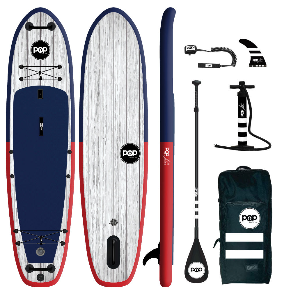 Inflatable Paddle Board - POP Board Co 11'6