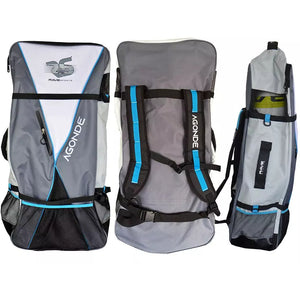 All sides of Backpack carry bag for  High-pressure hand pump