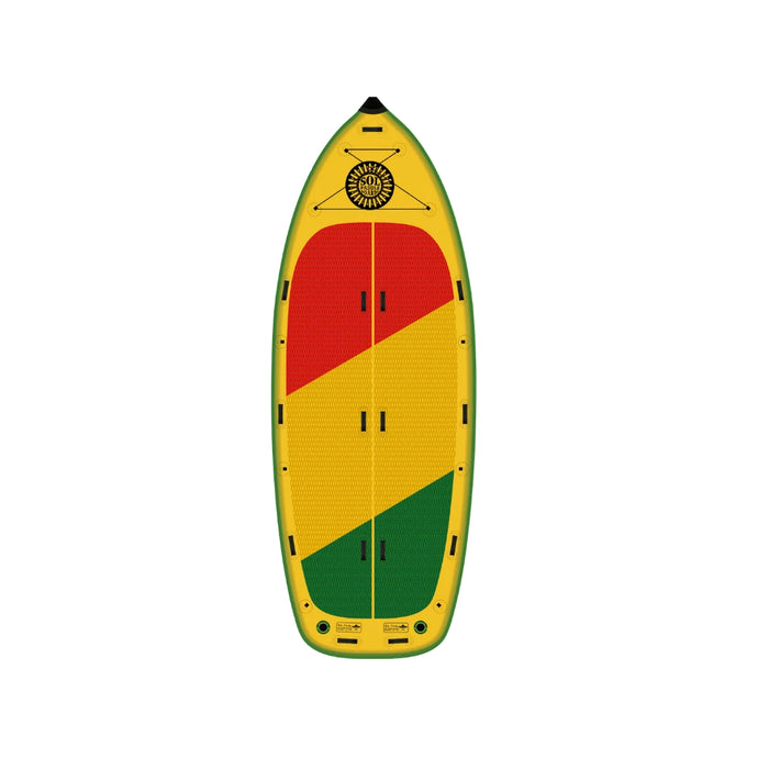 Inflatable Paddle Board - SOL Paddle Boards SOLfiesta Inflatable Paddle Board - Classic 080001-080050