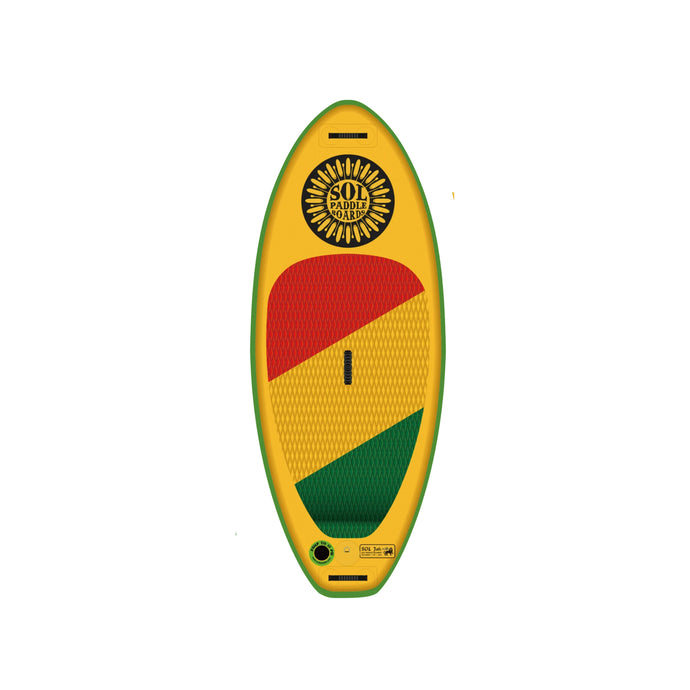 Inflatable Paddle Board - SOL Paddle Boards Soljah Inflatable Paddle Board - Classic 010001-010100