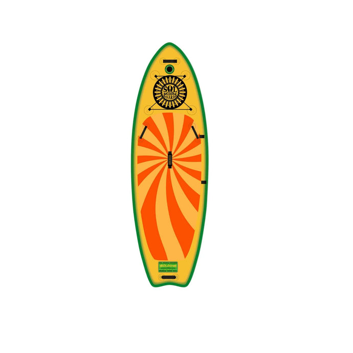 Inflatable Paddle Board - SOL Paddle Boards SOLshine Inflatable Paddle Board - Classic 020001-020300