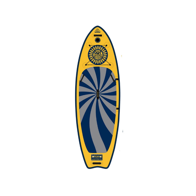 Inflatable Paddle Board - SOL Paddle Boards SOLshine Inflatable Paddle Board - GalaXy - 120001-020300