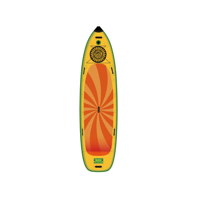 Inflatable Paddle Board - SOL Paddle Boards SOLsumo Inflatable Paddle Board - Classic 040001-040100