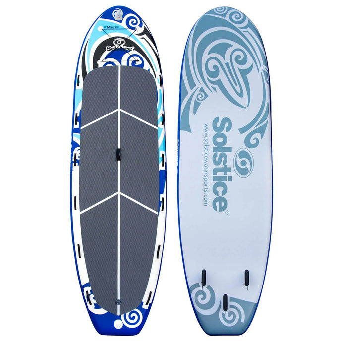Inflatable Paddle Board - Solstice Watersports Maori Giant 16' Multi-Person Inflatable Stand-up Paddleboard 35180