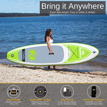 Load image into Gallery viewer, Inflatable Paddle Board - Solstice Watersports Tonga Inflatable Stand-up Paddleboard 35132KIT - Ships End Of Nov.
