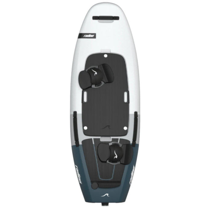 Jet Sports - Radinn Carve Electric Surfboard - White Carve Tarifa