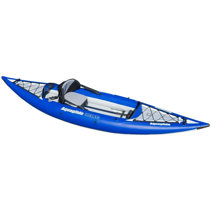 AquaGlide Chelan 120 HB Inflatable Kayak 584119118