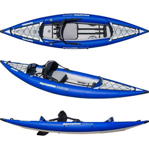 Kayak - AquaGlide Chelan 120 HB Inflatable Kayak 584119118
