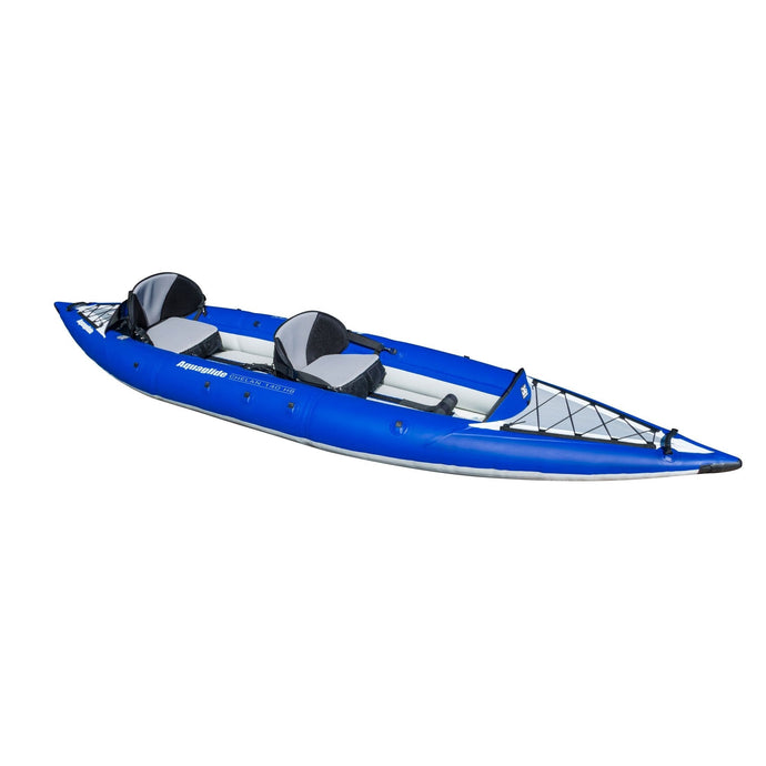 AquaGlide Chelan 140 HB Inflatable Kayak 584119119