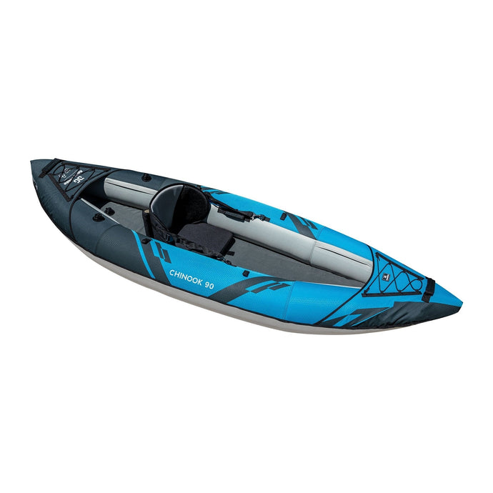 AquaGlide Chinook 90 Inflatable Kayak 584120112