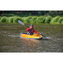 Load image into Gallery viewer, Kayak - AquaGlide Deschutes 130 Inflatable Kayak 584120126